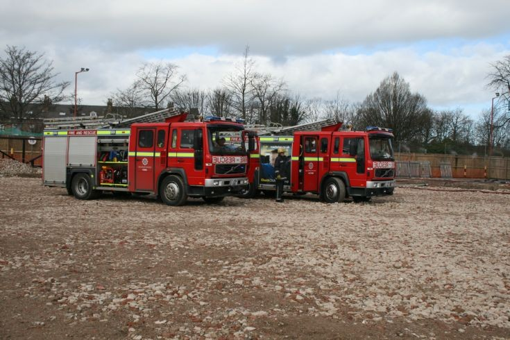 JOINT FIRE SERVICE EXERCISE