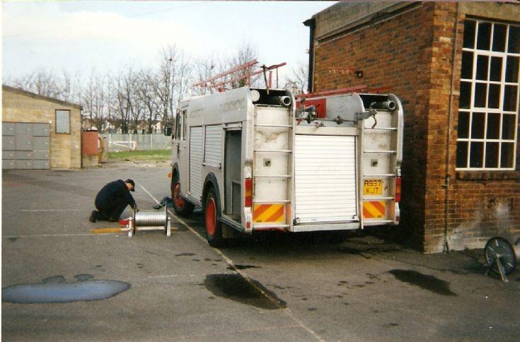 Bedford TKG   A937KJT at Poole