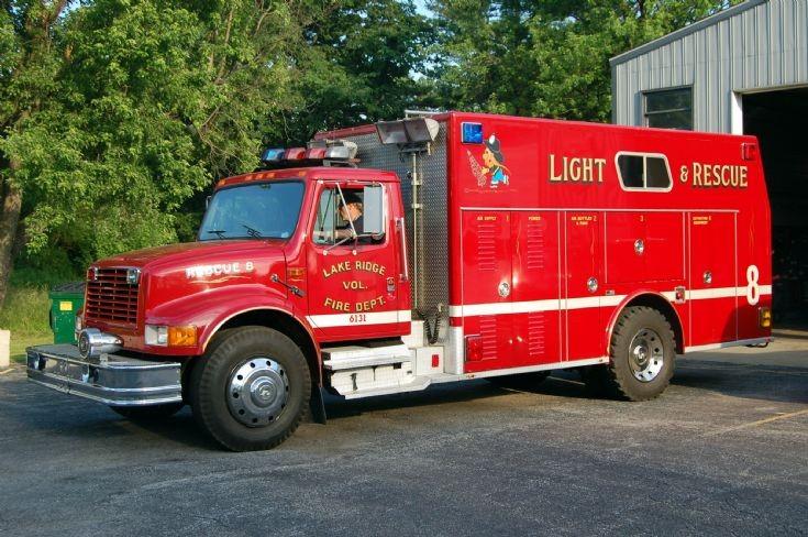 Lake Ridge, Gary, IN Rescue 8