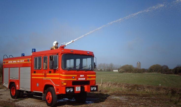 Fire Engines Photos 4x4 Bedford Mountain Range