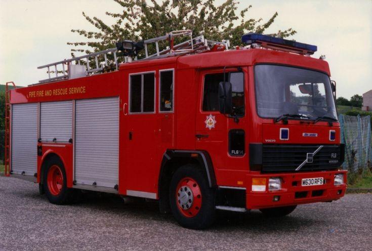 Volvo FL6.14/Alexander WrL/R
