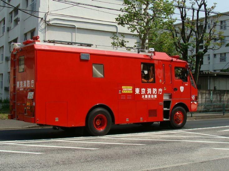 Tokyo FD Isuzu Water Rescue