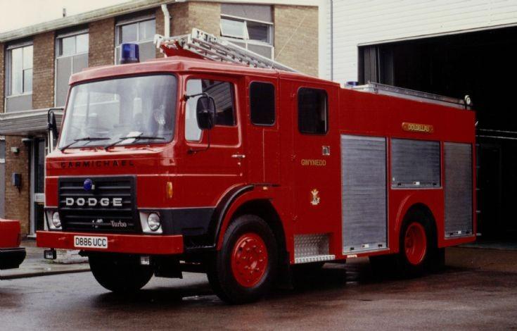 Kilo 0ne-six-one. Dodge G12/Carmichael WrL