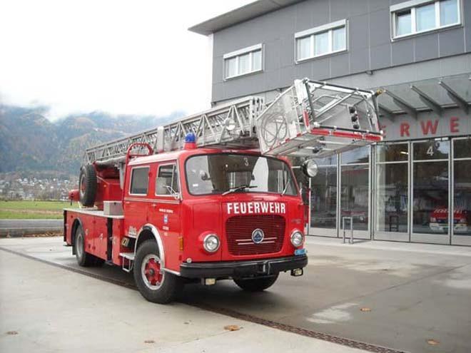 Fire brigade Eschen (Liechtenstein)