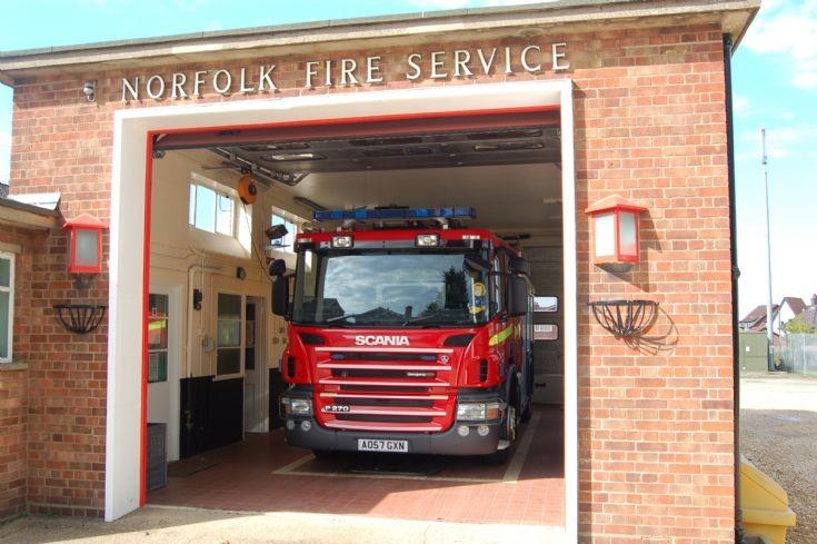 Sheringham Fire Station