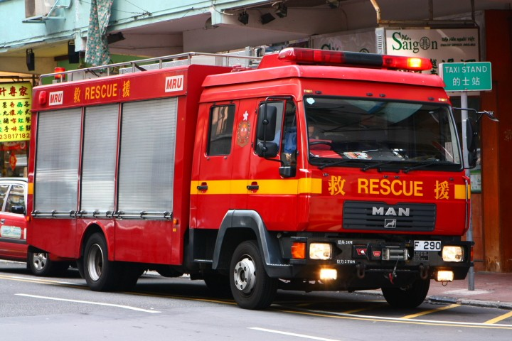 Major Rescue Unit F290