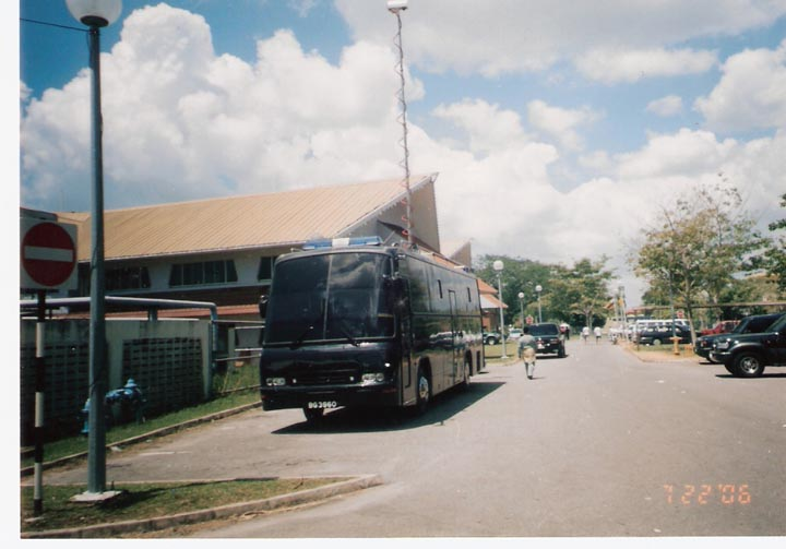 Royal Brunei Police Force Mobile Command Unit