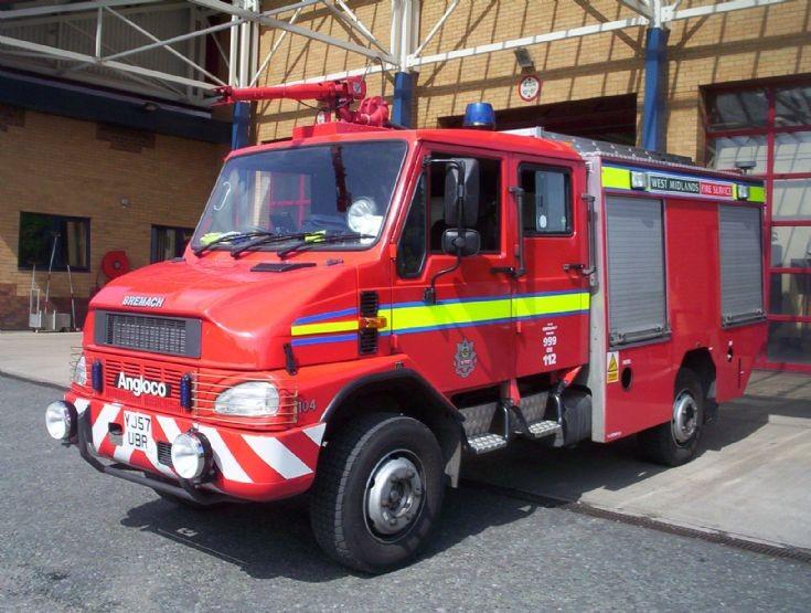 Bremach/Angloco TRV West Midlands