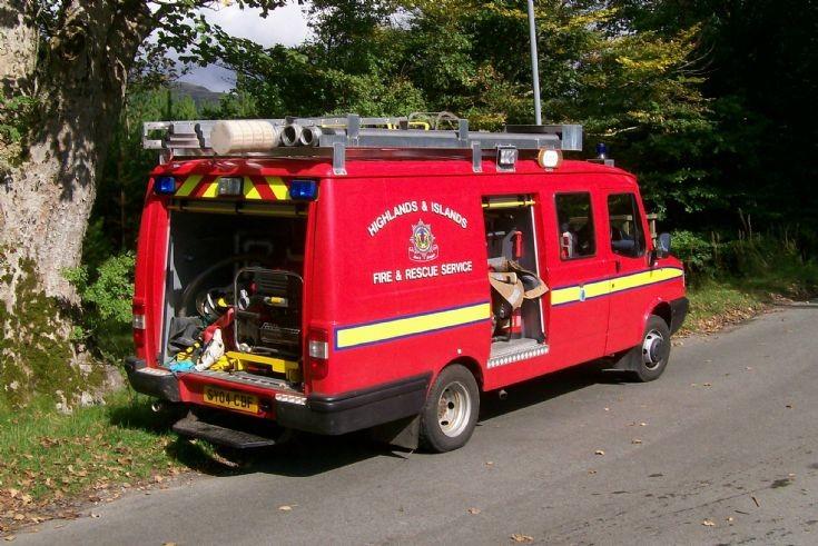 Highlands & Islands Light Fire Appliance