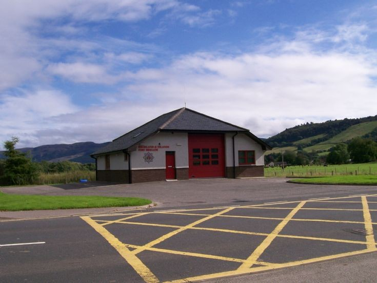 Drumnadrochit Fire Station Highlands & Islands