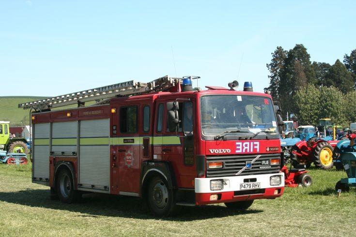 1995 Volvo FL6 Saxon  Rapidfirecover