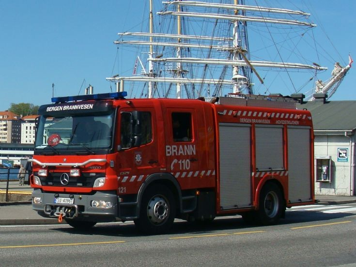 Pumper Bergen FB Norway
