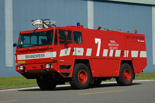 De Kooy Crash Tender
