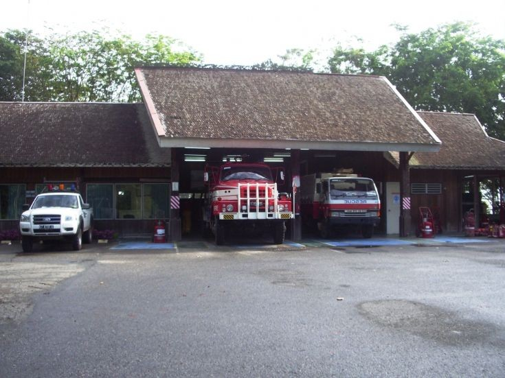 Pine Tree Hill Rescue Station