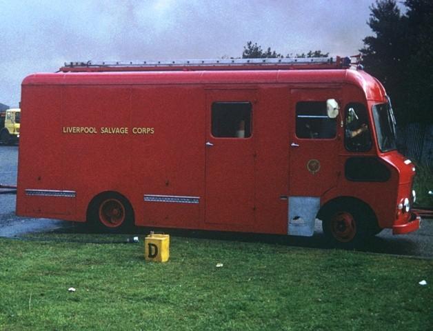 Leyland Charterway DCU Liverpool CKC 948K