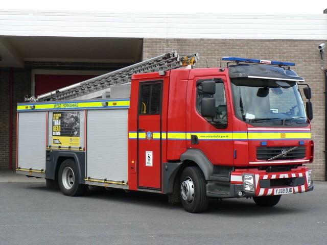 West Yorkshire FS - Volvo FLL