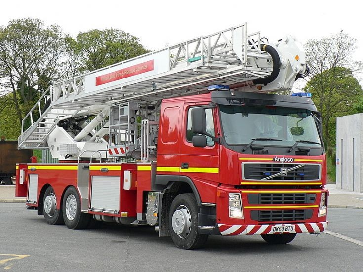 Merseyside FRS - Rechassied CPL