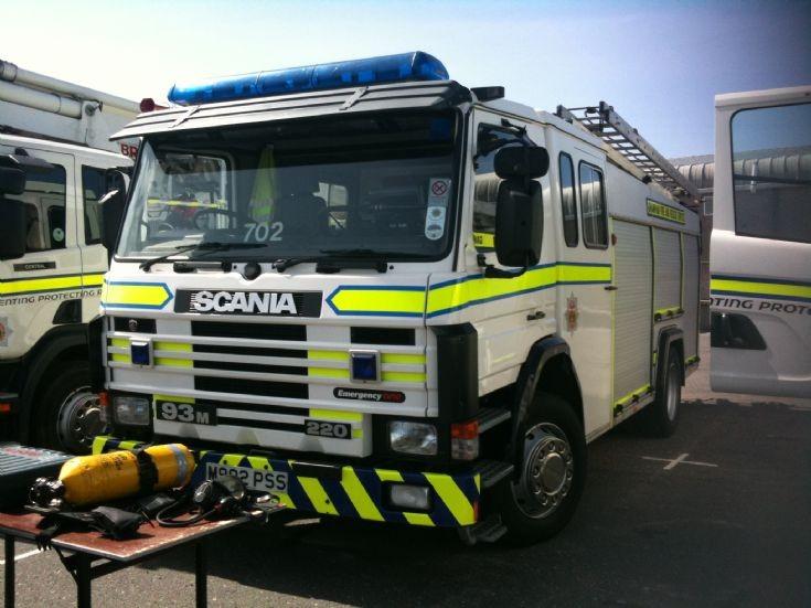 Grampian. 702 Fraserburgh Retained
