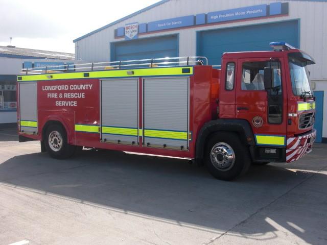 Longford Fire Service