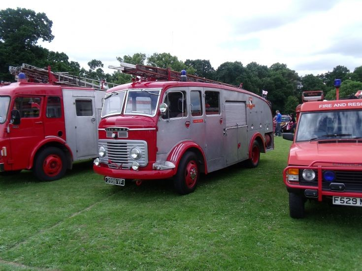 Commer Water Tender