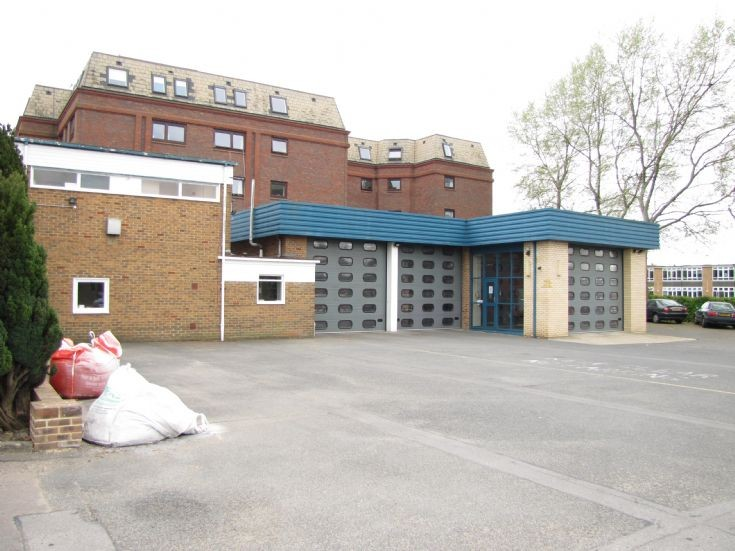 Burgess Hill Fire Station, West Sussex