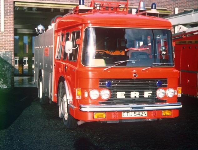 ERF/ERF WrL Cheshire CTU 542N