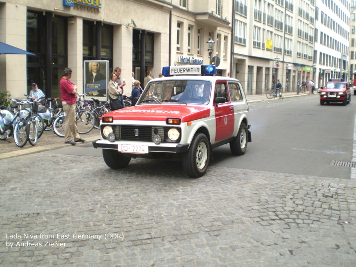 Command Car of Dresden