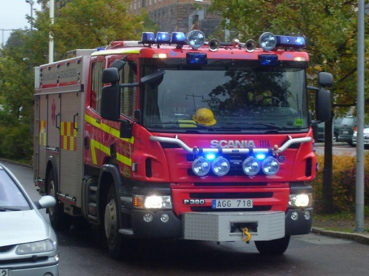 Gothenburg Fire Appliance