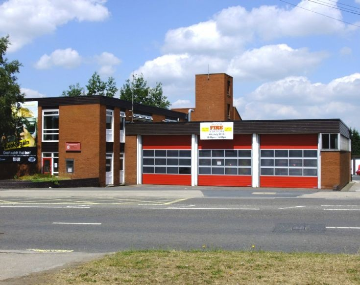 Acomb Fire Station