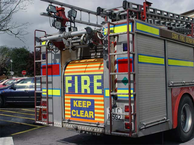 Fire Engine Cork Ireland