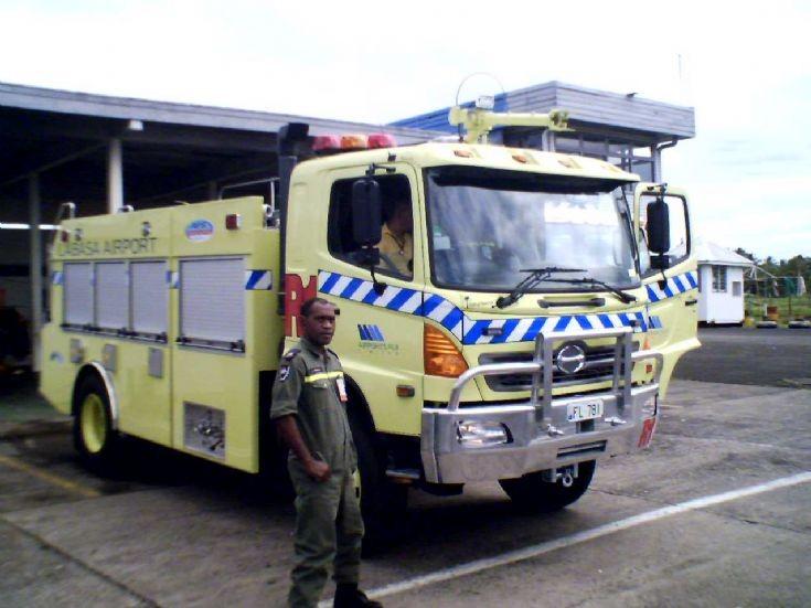 Crash Fire Tender