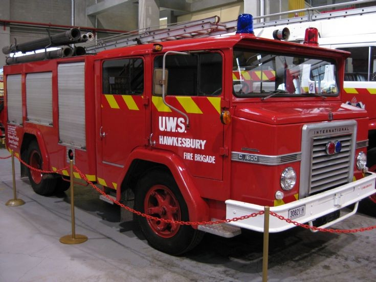 International C1600