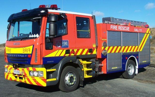 Oneroa 411 Iveco Eurocargo pump