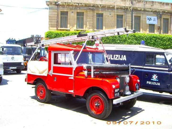 MP 113 Malta Police museum