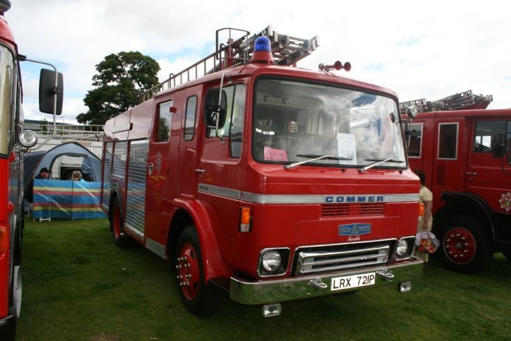 Harwell Commer Water Ladder