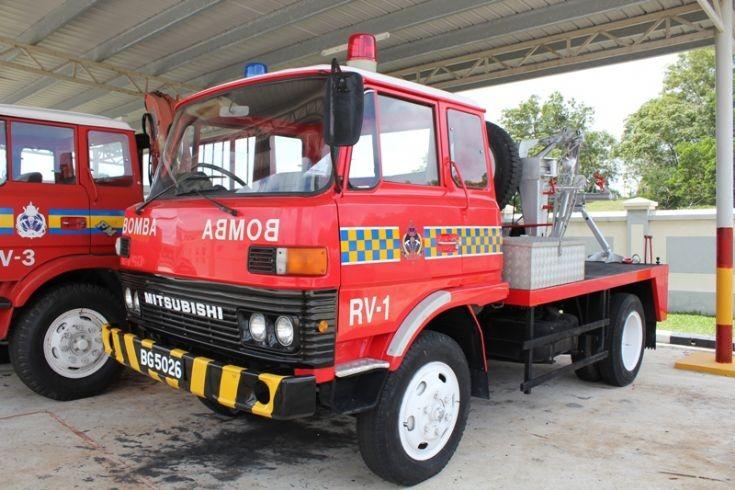 Mitsubishi FM RV1 Brunei