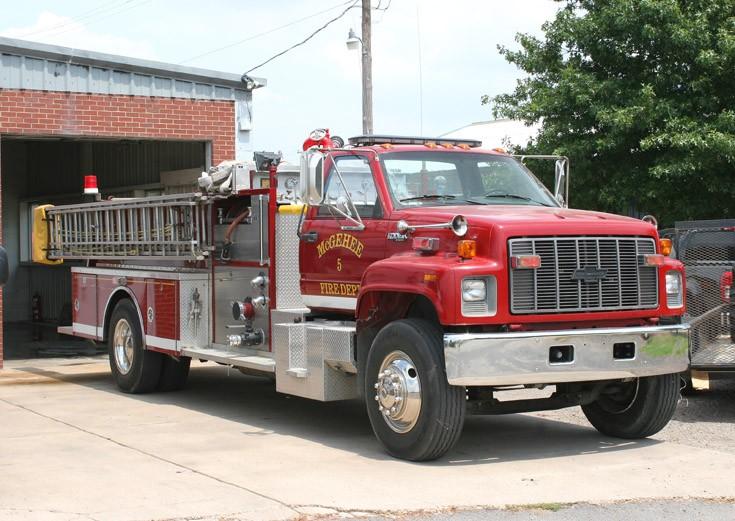 McGehee, Arkansas Engine 5
