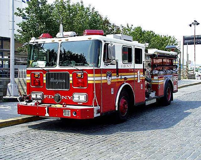 Seagrave Fire Apparatus >> Fire Engines Photos New York Seagrave Fire Truck