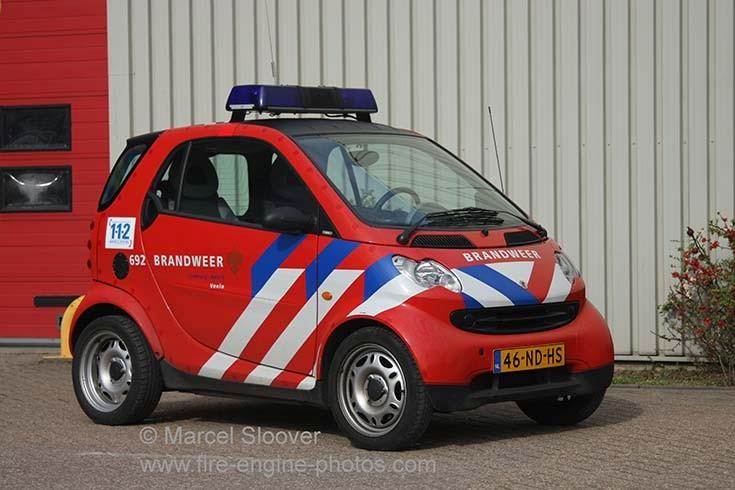 Brandweer Venlo VL692 Smart