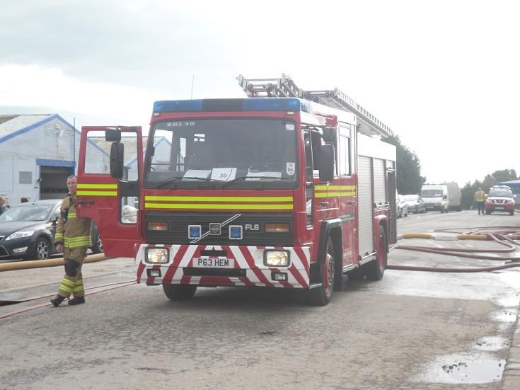 North Wales FRS P63HEM