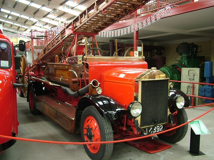 Old Albion Jersey Motor Heritage Museum
