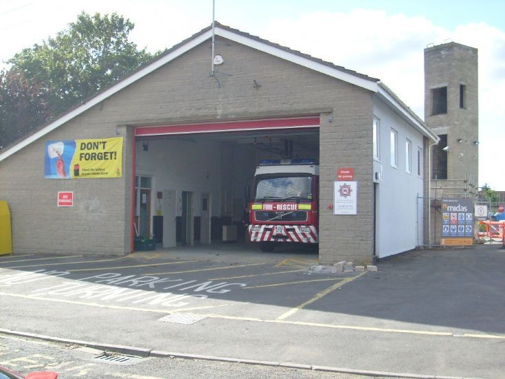 Somerton Fire Station