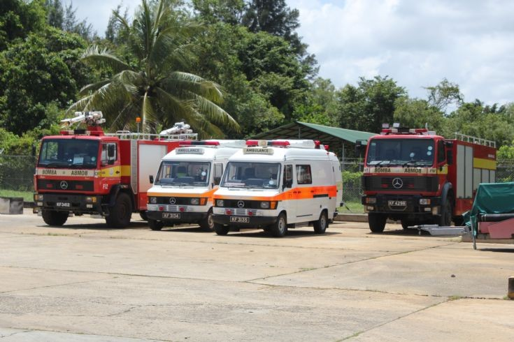 Non operational appliances