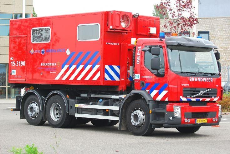 Volvo Prime mover Pijnacker Nootdorp