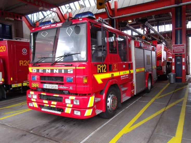 Rescue 12 Dublin Airport Fire Service