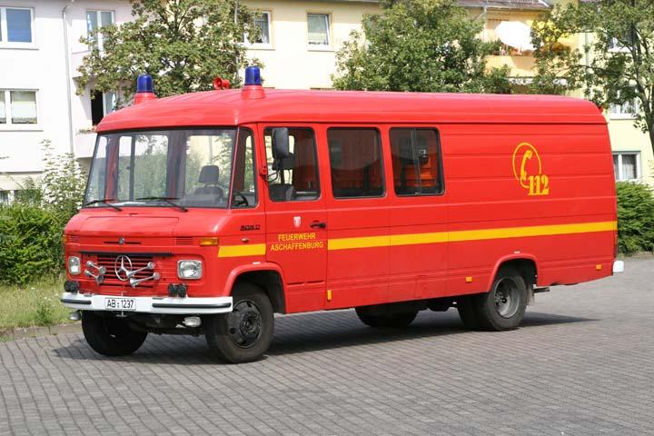 Mercedes Breathing apparatus unit Aschaffenburg