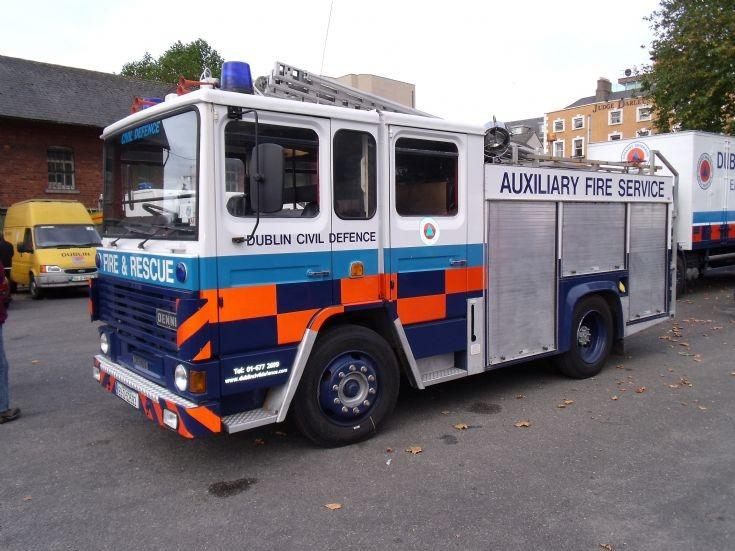 Dennis Rescue Pump  Dublin AFS