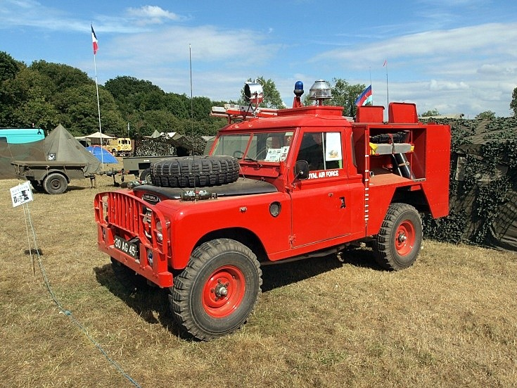 Land Rover TACR-1 (1974)