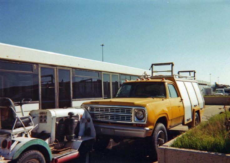 Dodge Rosenbauer RIV Iraq