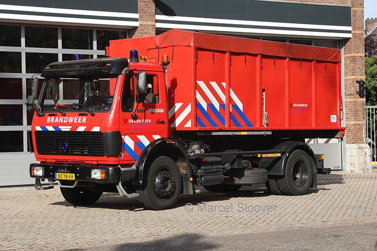 Mercedes Benz Prime mover Roermond